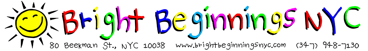 Bright Beginnings NYC Logo